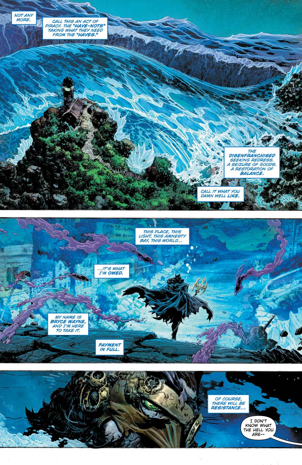 Batman the Drowned 5 - DC Comics News