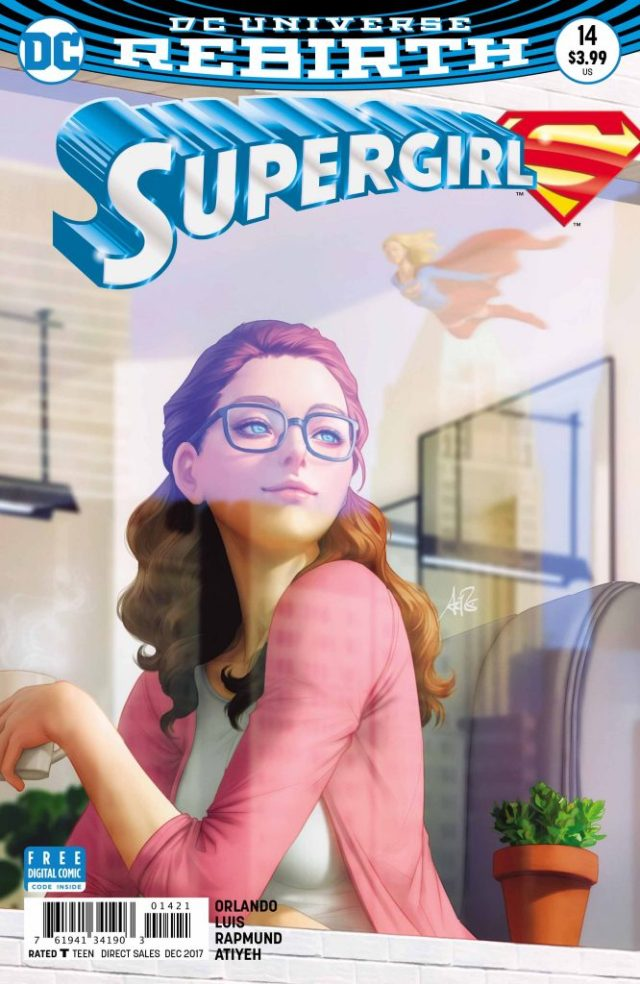 Review: Supergirl #14