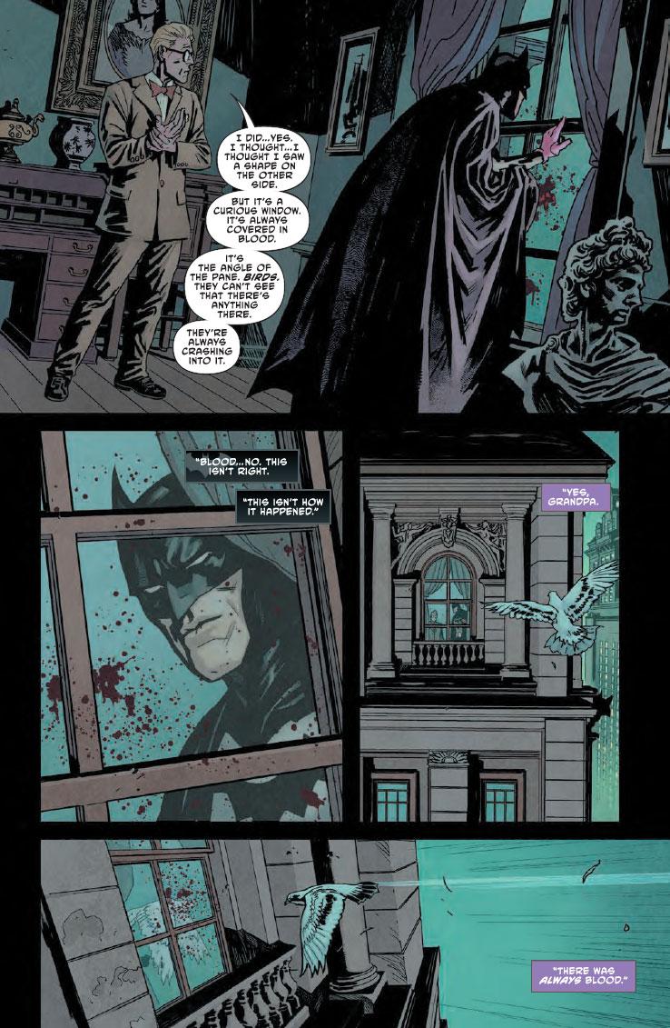 Batman Lost 6 - DC Comics News