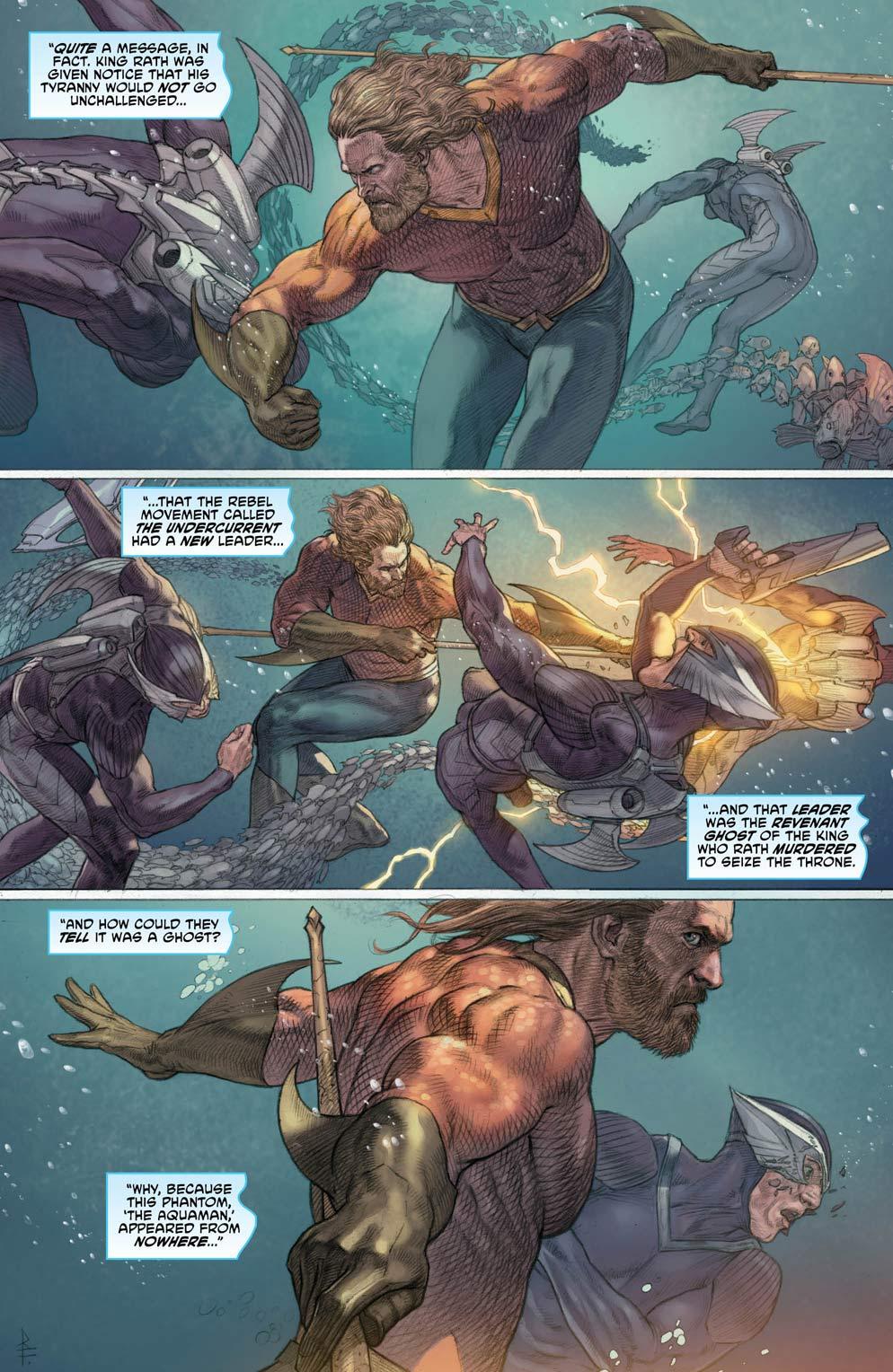 Aquaman 31_4 - DC Comics News
