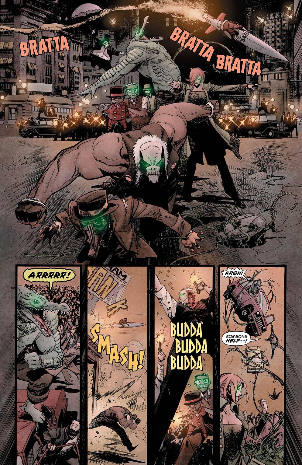 Batman White Knight 3_3 - DC Comics News