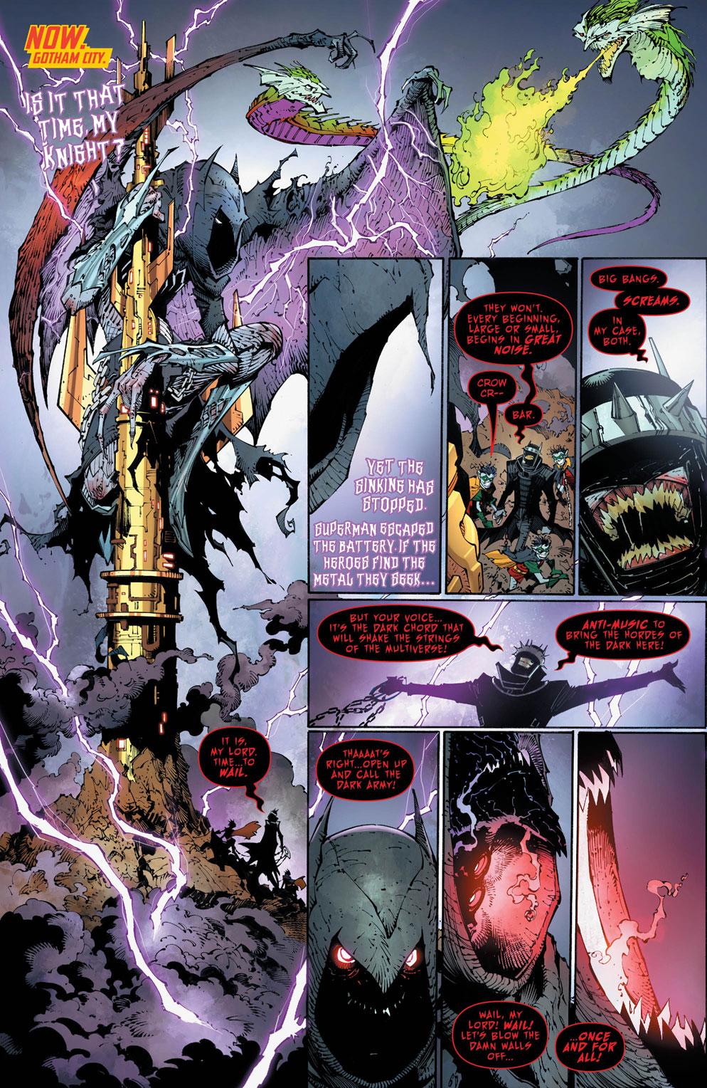 Dark Nights Metal 5-1 - DC Comics News