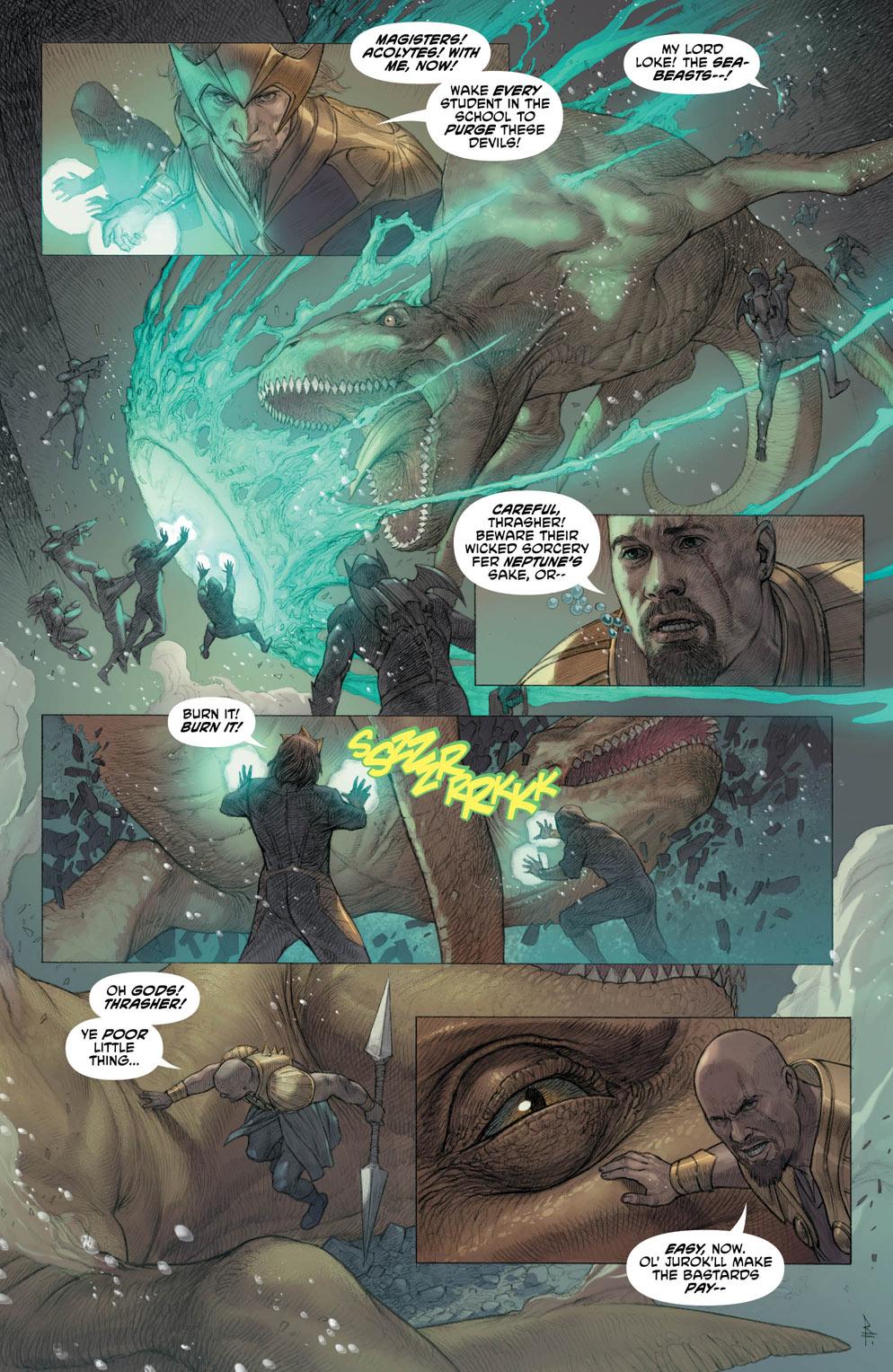 Aquaman 33_5 - DC Comics News