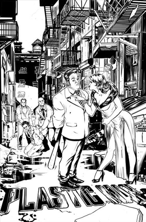 Plastic Man 1 - DC Comics News
