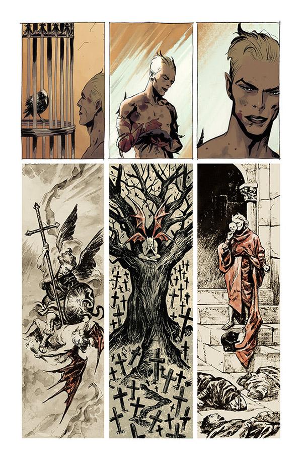 Sandman - Fiumara - DC Comics News
