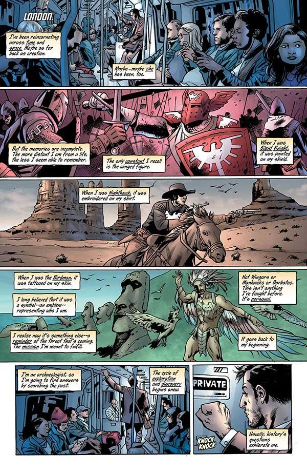 Hawkman 2_3 - DC Comics News