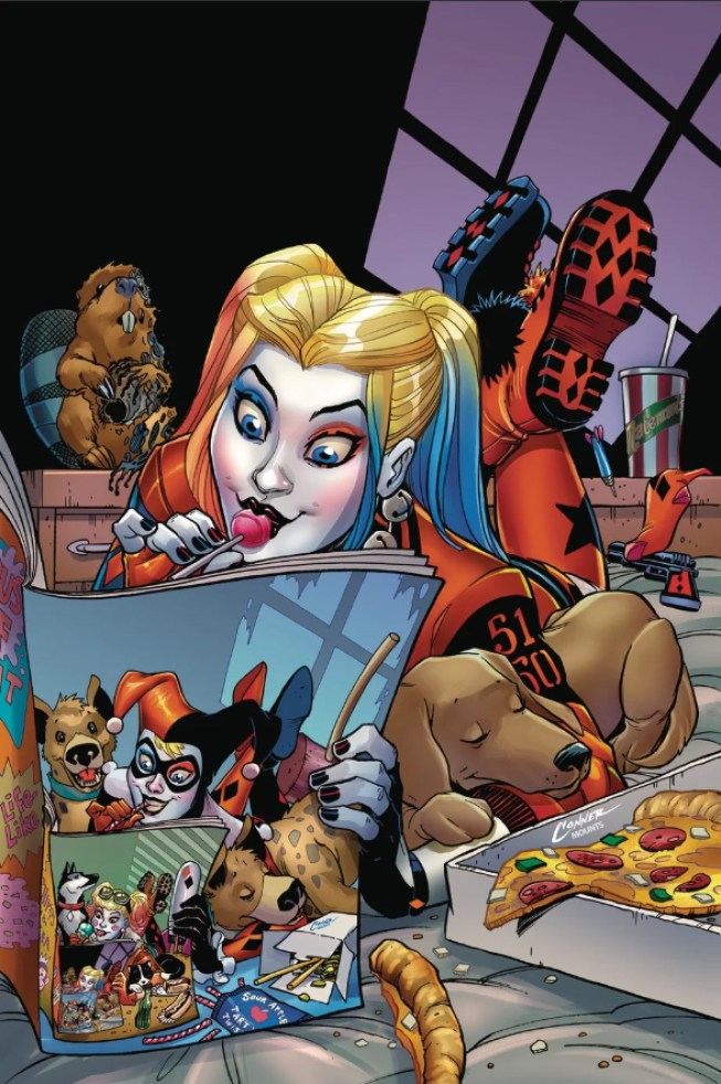 Harley - DC Comics News
