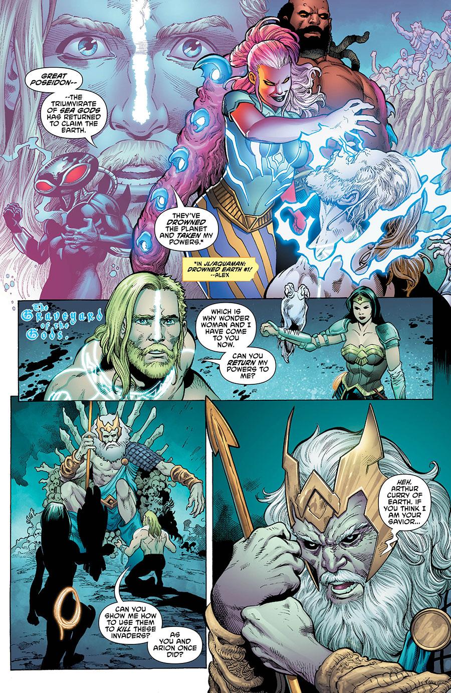 Aquaman 42-1 - DC Comics News