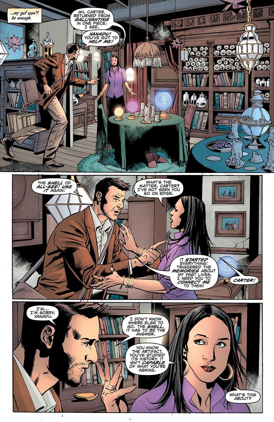 Hawkman 9_2 - DC Comics News