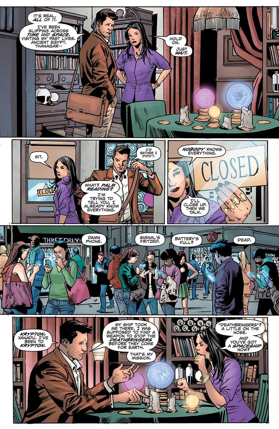 Hawkman 9_3 - DC Comics News
