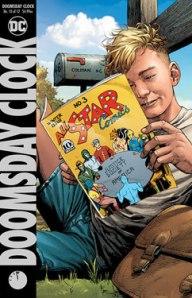 Doomsday Clock 10 Variant - DC Comics News