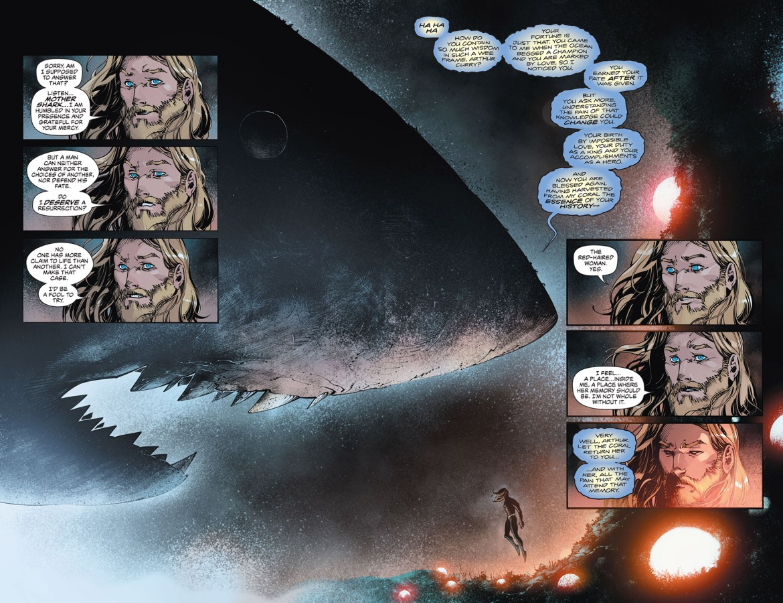 Aquaman 49 Page 2 & 3