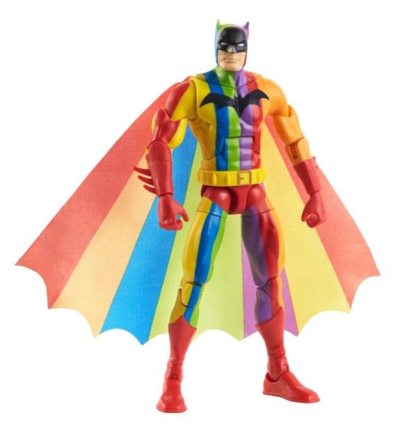 Rainbow Batman SDCC Exclusive