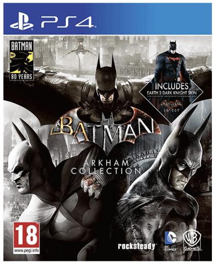 Batman arkham collection dc comics news