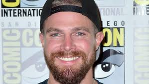Stephen Amell, star of Arrow, at SDCC
