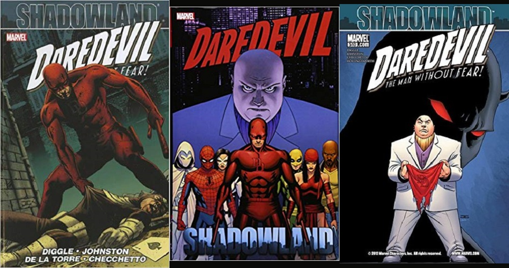 Some of the comics Andy Diggle wrote for Marvel
