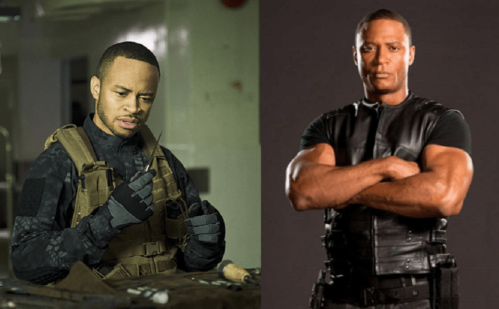 Andy Diggle inspired the naming of 'Arrow' character John Diggle... who has a brother called Andrew