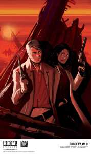 Firefly #10 Cover
