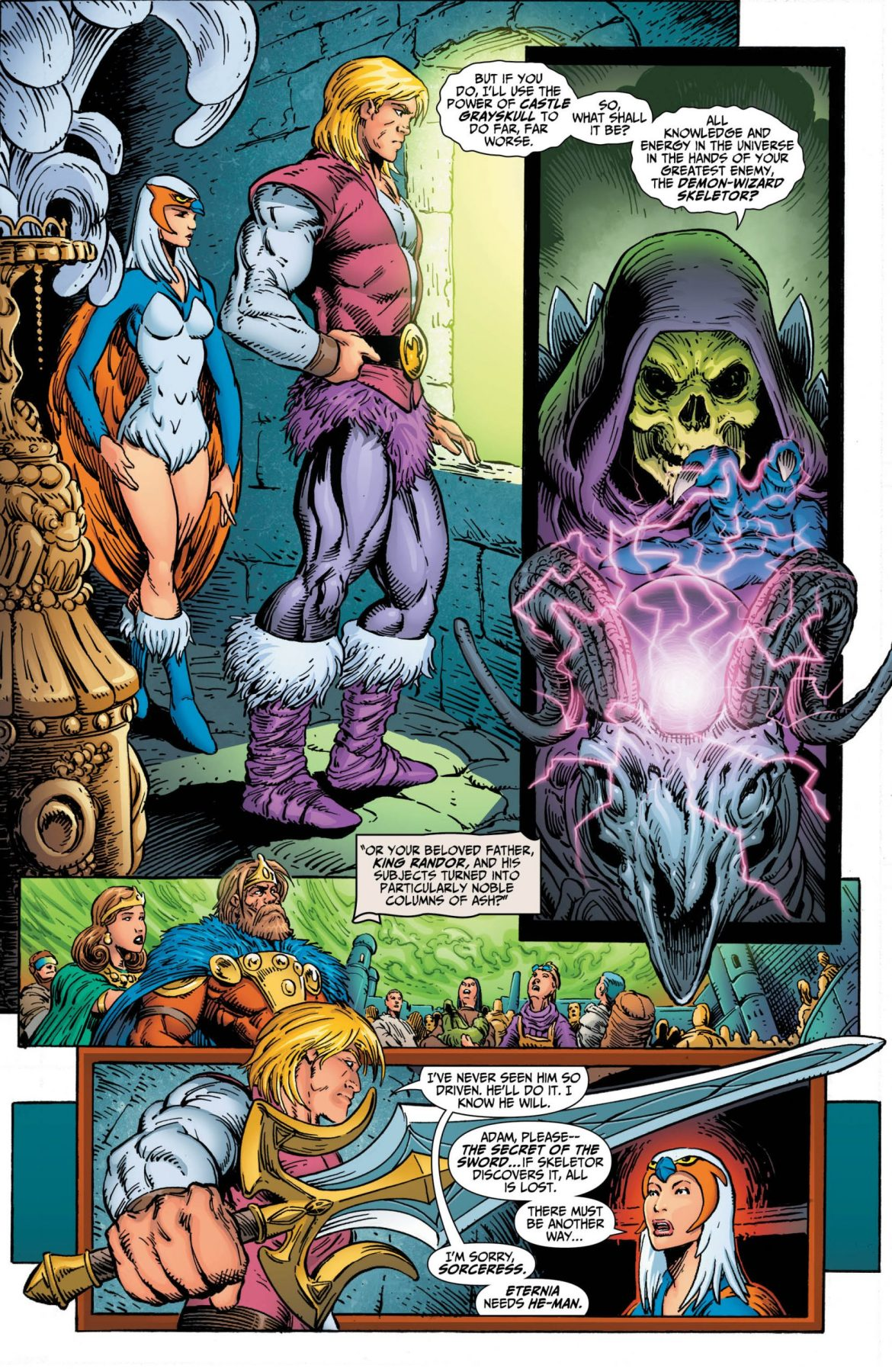 He Man and the masters of the multiverse 1