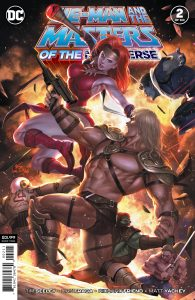 He-Man and the masters of the Multiverse #2
