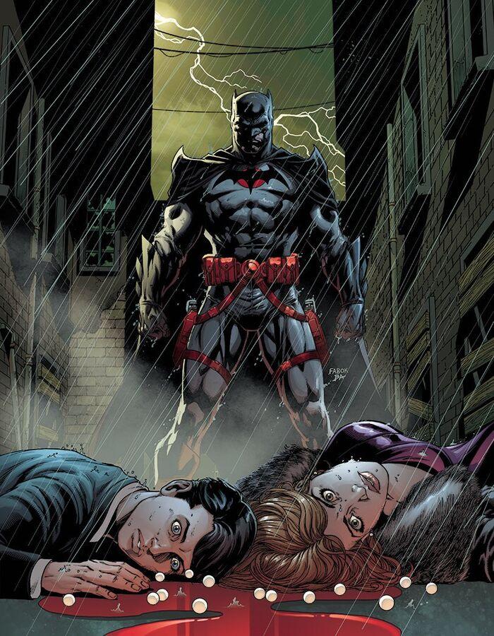 Earth-2 Batman