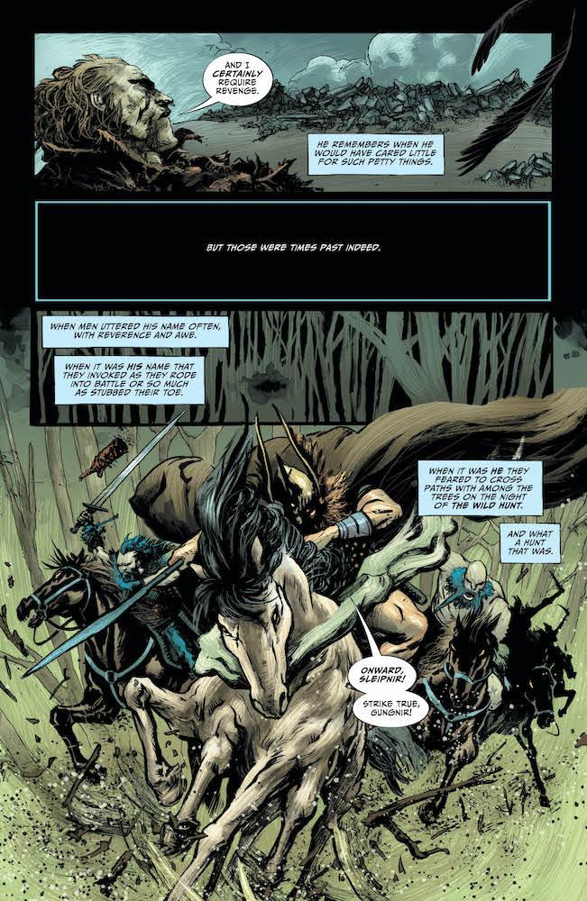 Lucifer: Review #18-Odin's-Revenge