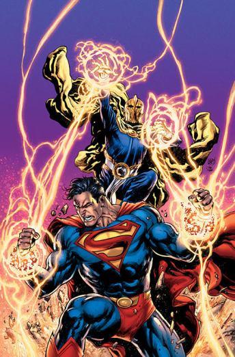 Superman/Doctor Fate