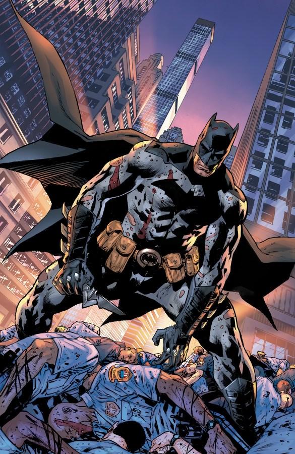 The Batman's Grave #7 Cover