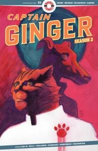 Captain Ginger Season Two #3