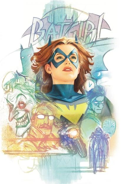 Batgirl DC Comics News