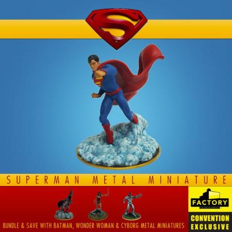 Superman Factory Entertainment SDCC DC Comics News