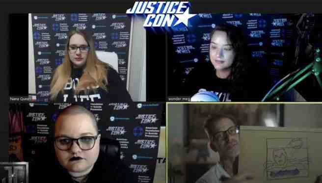 Zack Snyder Justice Con