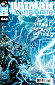 Batman and the Outsiders #15