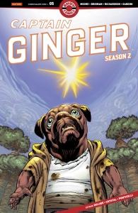 Captain Ginger Season Two #5