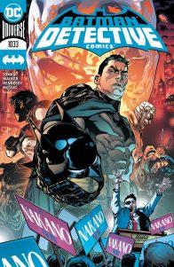 Detective Comics 1033 Cover DC Comics News
