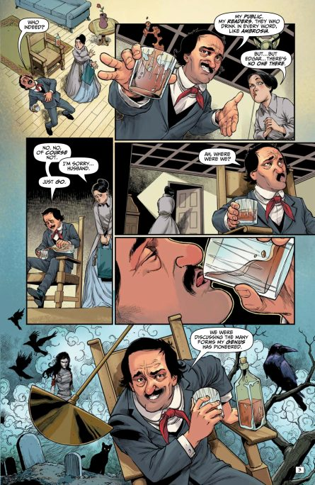 Poe Snifter of Blood 3 Sty1 pg2 DC Comics News