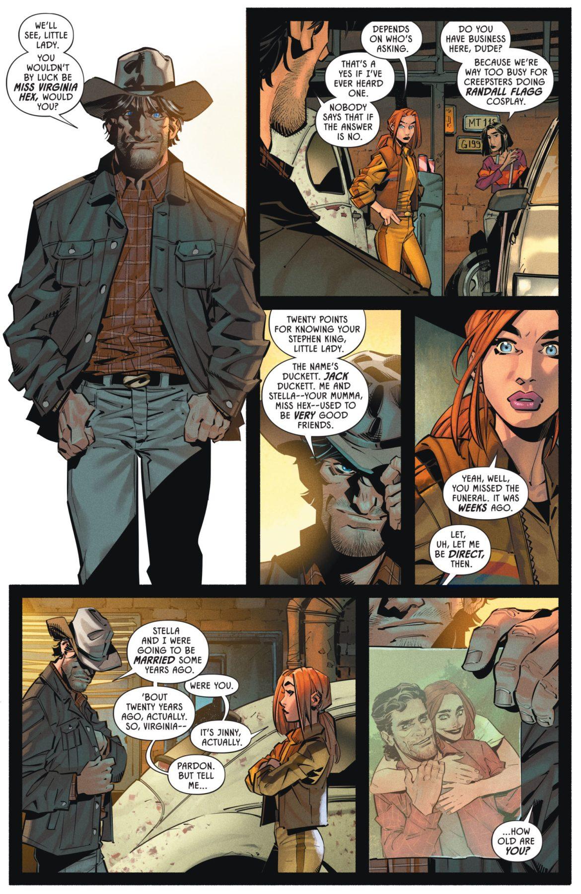 Jinny Hex #1 DC Comics News