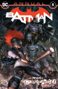 Batman Annual #5 - DC Comics News