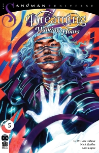 The Dreaming: Waking Hours #5 - DC Comics News