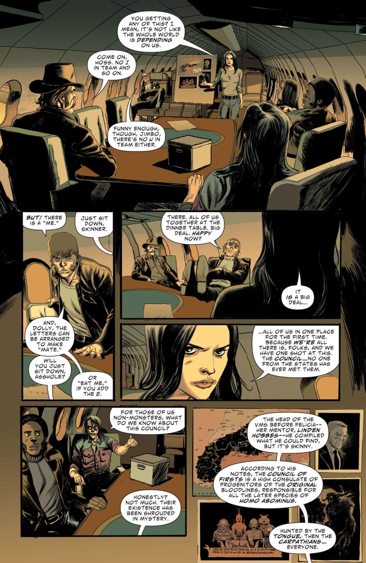 American Vampire 1976 #4 DC Comics News