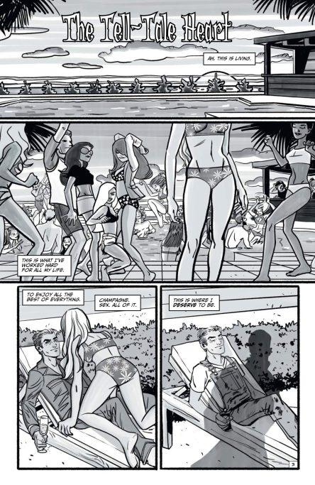 Edgar Allan Poe's Snifter of Blood #4 p3 DC Comics News
