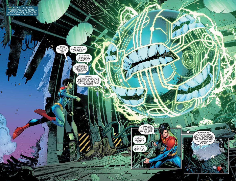 Superman of Metropolis #1