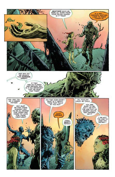 Future State Swamp Thing 1 p4 DC Comics News