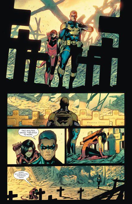 Future State Teen Titans 1 p 2 DC Comics News