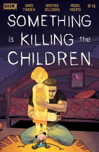 Something is Killing the Children #14 DC Comics News