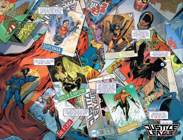 Future State: Justice League #1 DC Comics News