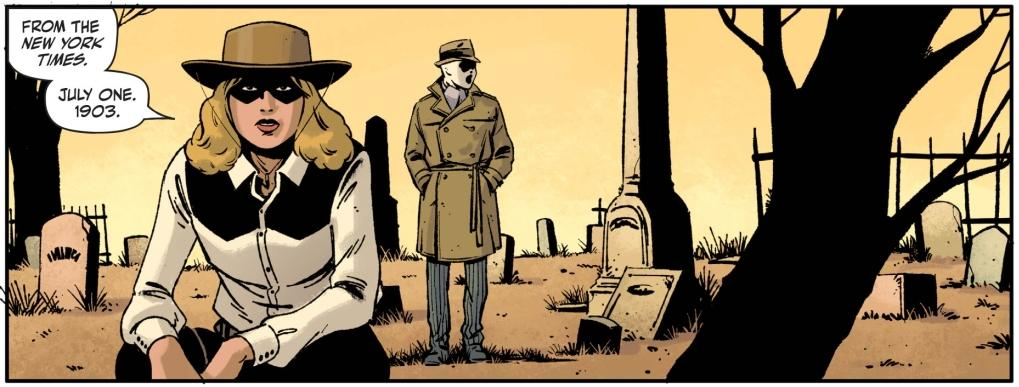 Rorschach #3 - DC Comics News