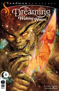 The Dreaming: Waking Hours #6 - DC Comics News
