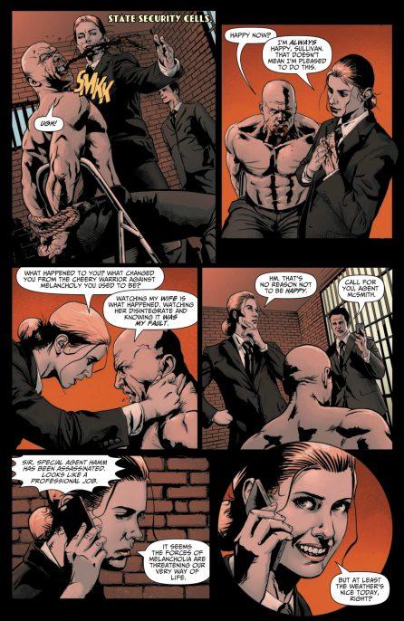 Happy Hour 4 p3 DC Comics News