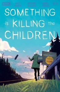 Something is Killing the Children #15 DC Comics News